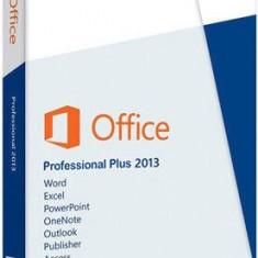 Microsoft Office Professional Plus 2013 - in limba Romana sau Engleza - Aplicatie PC