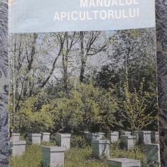 MANUALUL APICULTORULUI EDITIA  A IV  A  , STARE  FOARTE BUNA .