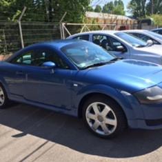 Audi TT, An Fabricatie: 2002, Benzina, 102000 km, 1800 cmc