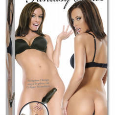 Strapless Strap-On cu stimulator anal