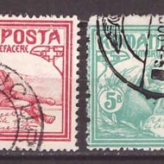 1906 - Mama ranitilor, serie stampilata