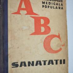Enciclopedie medicala populara A B C-ul sanatatii - Carti Zootehnie