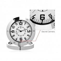 Ceas camera spion HDCLOCK DVR520 Practic HomeWork - Gadget supraveghere