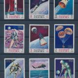 Fujeira 1969 13 Euro cosmos misiunea Apollo - serie nestampilata MNH - Timbre straine
