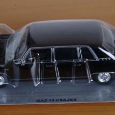 Macheta GAZ-14 Csajka Masini de Legenda Polonia scara 1:43 - Macheta auto