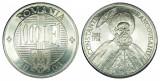 ROMANIA 1000 LEI 2003 DIN FISIC UNC NECIRCULATA, Aluminiu