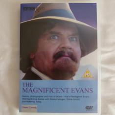 The Magnificent Evans - dvd - Film comedie Altele, Engleza