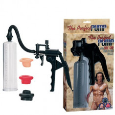 Pompa pentru penis - Perfect Pump - Pompe vid