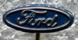 I.145 INSIGNA USA SUA AUTO AUTOTURISM FORD 12/5mm, America de Nord