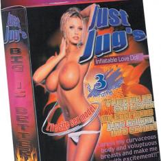Papusa gonflabila Just Jugs Life Size Sex Model - Papusi gonflabile