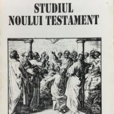 STUDIUL NOULUI TESTAMENT - Ioan Constantinescu - Biblia
