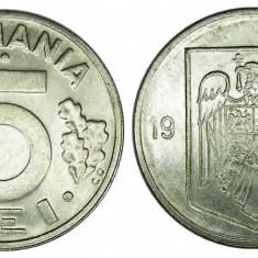 ROMANIA 5 LEI 1995 UNC NECIRCULATA - Moneda Romania