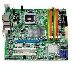 Kit Placa de Baza Acer DDR3 cu procesor Intel Core2Duo E8400, Socket LGA