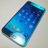 Samsung S6 Coral Blue Topaz Limited Edition / 32Gb / 3Gb Ram-Impecabil - Telefon mobil Samsung Galaxy S6, Albastru, Neblocat