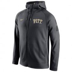 Nike College Elite Stripe Performance F/Z Hoodie | produs 100% original, import SUA, 10 zile lucratoare - eb280617a - Hanorac barbati