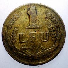 2.350 ROMANIA 1 LEU 1947 - Moneda Romania, Alama