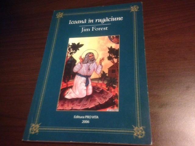 JIM FOREST, ICOANA IN RUGACIUNE. TRADUCERE DE IONUT MAVRICHI foto mare