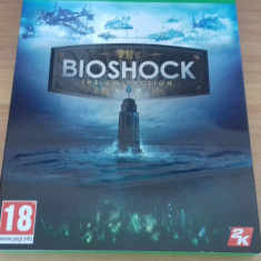 Bioshock - THE COLLECTION - XBOX ONE - Contine 3 JOCURI [A] - Jocuri Xbox One, Actiune, 16+, Single player