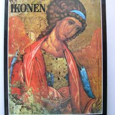 Icoane  -  W. P. Theunissen.  Album format  mare.