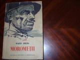 MARIN  PREDA  -  MOROMETII   ( editia 1961, coperta ilustrata de Perahim ) *