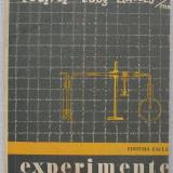 Ervin Sallo - Experimente Chimice In Scoala - Carte Chimie