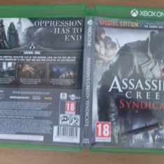 Assassin's Creed Syndicate XBOX ONE - Special Edition [A]
