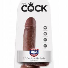 Dildo King Cock 18 cm - Dong
