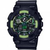 Ceas barbatesc Casio G-Shock GA-100LY-1AER, Sport