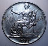 2.359 ITALIA 1 LIRA 1922, Europa, Nichel