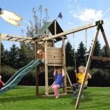 Complex De Joaca Monkeyfort® Dunster House - Tobogan copii