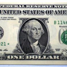 100. USA SUA 2X1 DOLLAR 2009 SERII CONSECUTIVE SR. 921-922 AUNC STEA - bancnota america