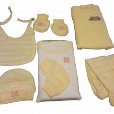 Set cadou nou-nascuti - 7 piese