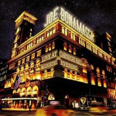 Joe Bonamassa - Live At Carnegie Hall: An Acoustic Evening =Gold= ( 3 VINYL )