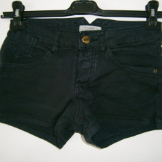 Pantaloni scurti dama Pull&Bear, marimea 34, stare buna! - Pantaloni dama Pull & Bear, Culoare: Negru