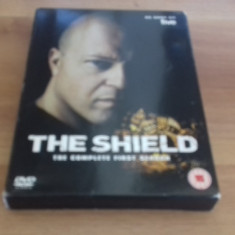 The SHIELD - Complete FIRST season - 12 ep - DVD [B, C] - Film serial, Politist, Engleza