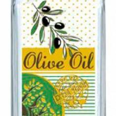 Sticla ulei masline NATURAL M-151327 750cc Raki - Sticla de parfum