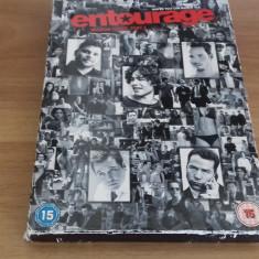 ENTOURAGE - Season Three - Part 2 - 8 Ep - DVD [C] - Film serial, Comedie, Engleza