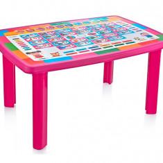 Masuta ELLIE pentru copii cu décor Raki - Masuta/scaun copii