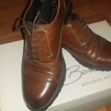 Pantofi piele Benvenuti