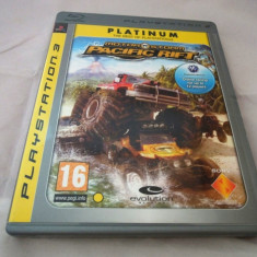 Motorstorm Pacific Rift, PS3, original, alte sute de jocuri! - Jocuri PS3 Sony, Curse auto-moto, 16+, Single player