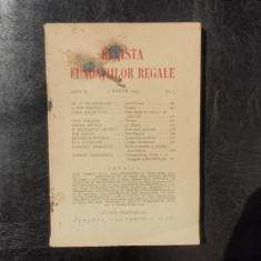 Revista fundatiilor regale no.3 anul II Martie 1935