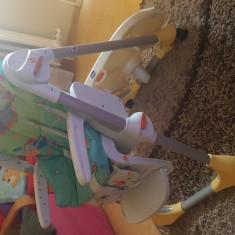 Scaun de masa Chicco Polly 2 in 1 - Masuta/scaun copii Altele