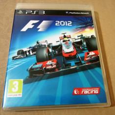 Joc Formula 1 2012, F1 2012, PS3, original, alte sute de jocuri! - Jocuri PS3 Codemasters, Curse auto-moto, Multiplayer