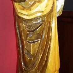 Scluptura lemn - Sculptura