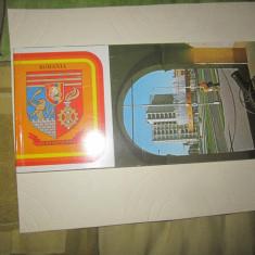 Mapa rara ojt timis plin cu carti postale c ceasuri - Carte Postala Banat dupa 1918, Necirculata, Printata, Timisoara