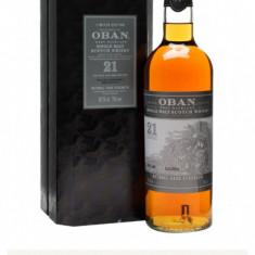 Whisky oban (raritate)