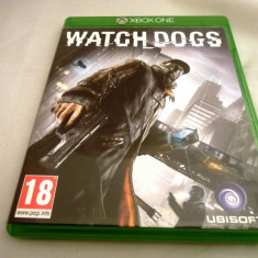 Watch Dogs, XBOX One, original, alte sute de jocuri! - Jocuri Xbox One, Actiune, 18+, Single player