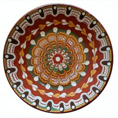 Farfurie ceramica, lut 18cm Devon - Arta Ceramica