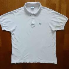 Tricou Lacoste; marime 6 (XL), vezi dimensiuni exacte; impecabil, ca nou - Tricou barbati, Culoare: Din imagine