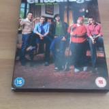 ENTOURAGE - Season Three - Part 1 - 12 Ep - DVD [B] - Film serial, Comedie, Engleza